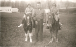 1961? Pony riding with father and sister.jpg