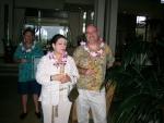 2006-03-26 Us together at Ken and Gail's wedding, Maui.jpg