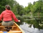 2009-07-18 Duck Lake canoeing.jpg